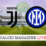 Juventus Inter cronaca diretta live risultato in tempo reale
