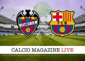 Levante Barcellona cronaca diretta live risultato in tempo reale
