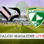 Palermo Avellino cronaca diretta live risultato in tempo reale