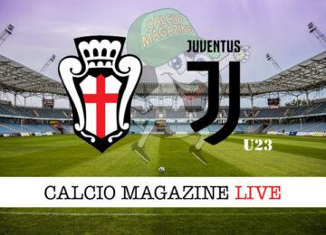 Pro Vercelli Juventus cronaca diretta live risultato in tempo reale