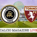 Spezia Torino cronaca diretta live risultato in tempo reale