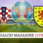 Croazia Scozia Euro 2020 cronaca diretta live risultato in tempo reale
