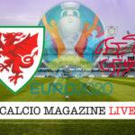 Galles Svizzera euro 2020 cronaca diretta live risultato in tempo reale