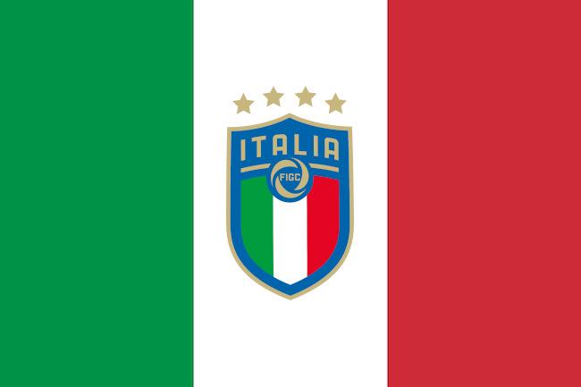 italia tricolore logo