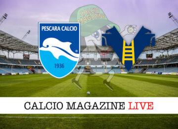 Pescara Verona cronaca diretta live risultato in tempo reale