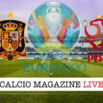 Spagna Polonia Euro 2020 cronaca diretta live risultato in tempo reale