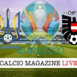 Ucraina Austria Euro 2020 cronaca diretta live risultato in tempo reale