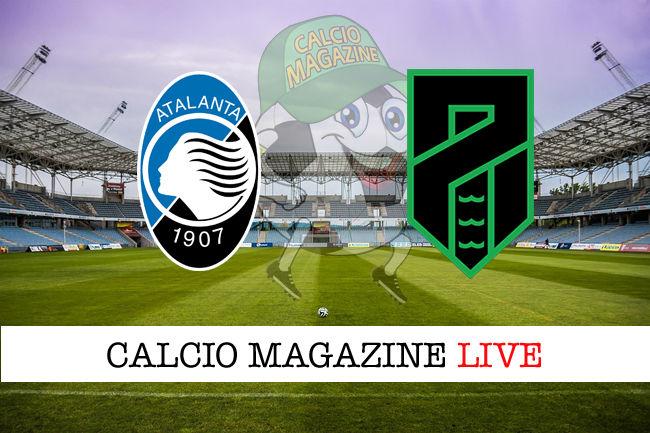 Atalanta Pordenone cronaca diretta live risultato in tempo reale