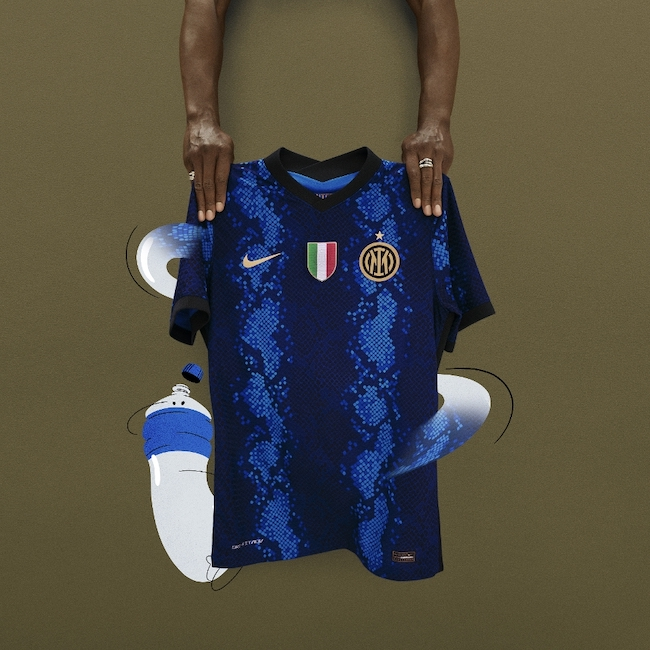 maglia internazionale 2021-2022