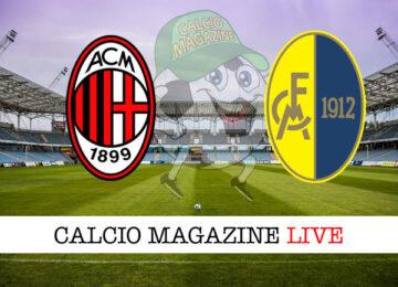 Milan Modena cronaca diretta live risultato in tempo reale