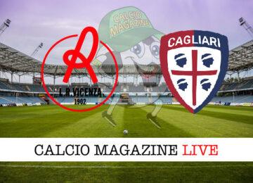 Vicenza Cagliari cronaca diretta live risultato in tempo reale