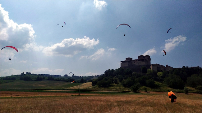 italiani para 2021 atterraggio torrechaira