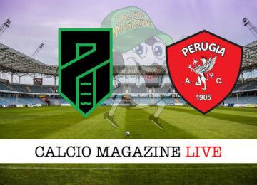Pordenone Perugia cronaca diretta live risultato in tempo reale