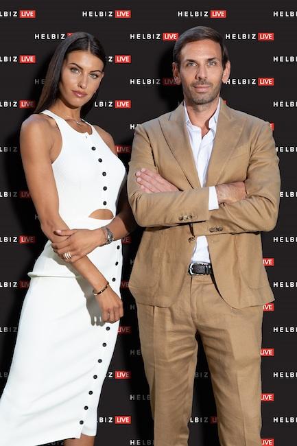 Carolina Stramare e Matteo Mammì