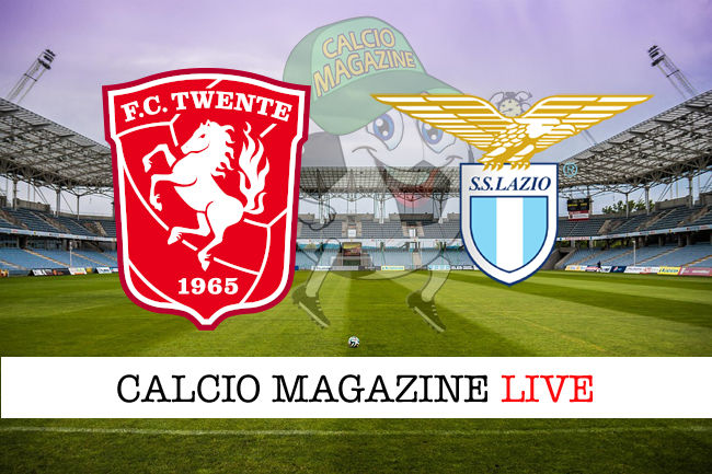 Twente Lazio cronaca diretta live risultato in tempo reale