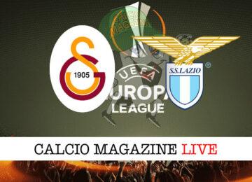 Galatasaray Lazio cronaca diretta live risultato in tempo reale