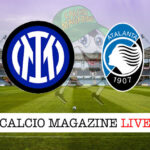 Inter Atalanta cronaca diretta live risultato in tempo reale