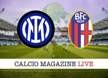 Inter Bologna cronaca diretta live risultato in tempo reale