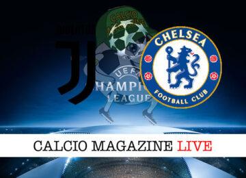 Juventus Chelsea cronaca diretta live risultato in tempo reale