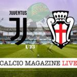 Juventus U23 Pro Vercelli cronaca diretta live risultato in tempo reale
