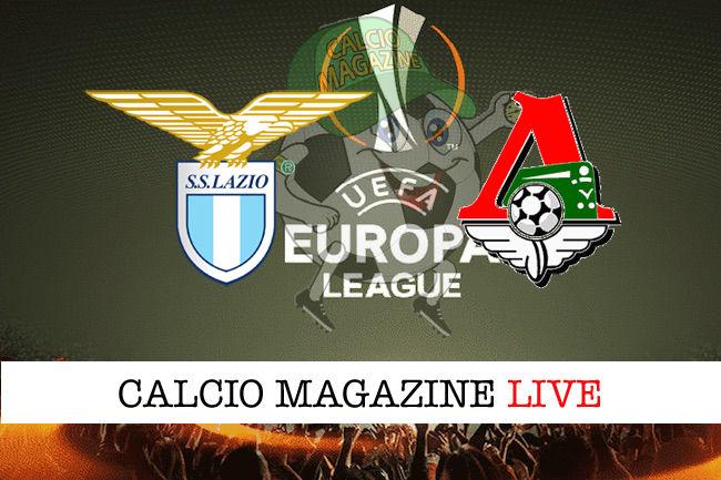 Lazio Lokomotiv Mosca cronaca diretta live risultato in tempo reale