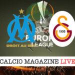 Marsiglia Galatasaray cronaca diretta live risultato in tempo reale
