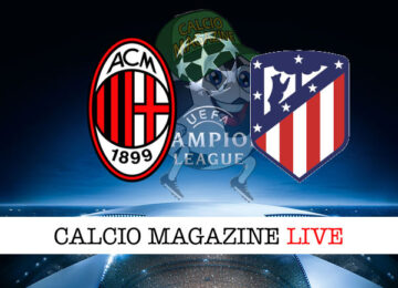 Milan Atletico Madrid cronaca diretta live risultato in tempo reale
