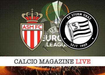 Monaco Strum Graz cronaca diretta live risultato in tempo reale