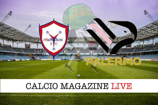 Monterosi Tuscia Palermo cronaca diretta live risultato in tempo reale