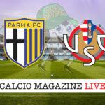Parma Cremonese cronaca diretta live risultato in tempo reale