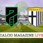 Pordenone Parma cronaca diretta live risultato in tempo reale
