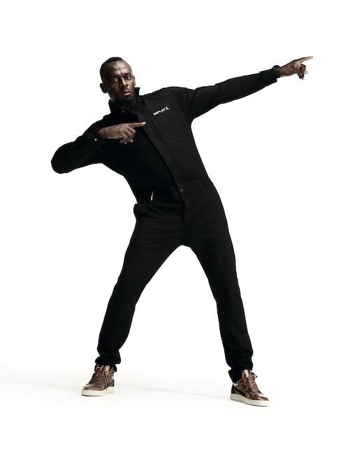 Replay Usain Bolt