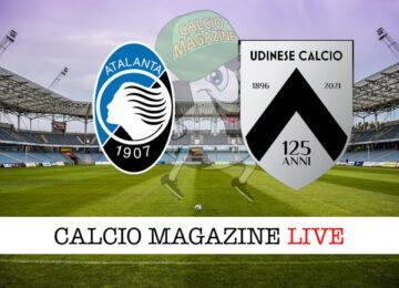 Atalanta Udinese cronaca diretta live risultato in tempo reale