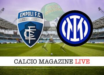 Empoli Inter cronaca diretta live risultato in tempo reale