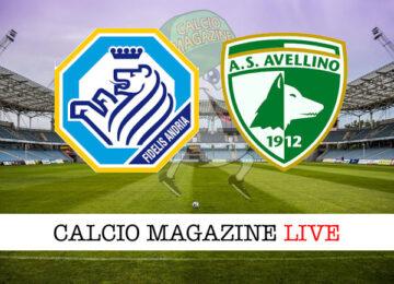 Fidelis Andria Avellino cronaca diretta live risultato in tempo reale