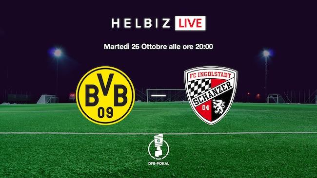 helbiz live german cup