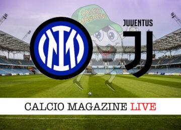 Inter Juventus cronaca diretta live risultato in tempo reale
