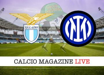 Lazio Inter cronaca diretta live risultato in tempo reale