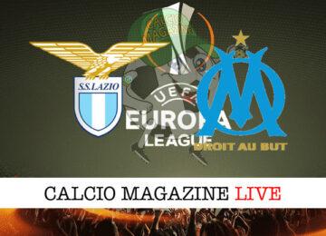Lazio Olympique Marsiglia cronaca diretta live risultato in tempo reale
