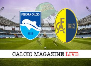 Pescara Modena cronaca diretta live risultato in tempo reale