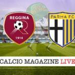 Reggina Parma cronaca diretta live risultato in tempo reale