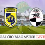 Viterbese Siena cronaca diretta live risultato in tempo reale